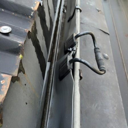 Värmematta för takränna 0,5 meter